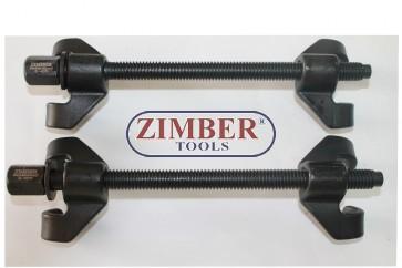 Presa pentru arcuri de suspensii  deschidere maxima 270 mm,ZR-36SCCO7 -ZIMBER TOOLS