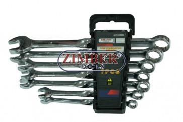Set chei combinate 7-buc - ZT-04645 - SMANN TOOLS