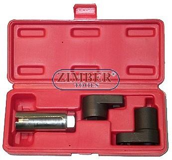 Trusa de tubulare pentru Sonda Lambda - 22mm - ZIMBER TOOLS