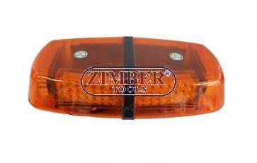 Girofar luminos LED 12V.