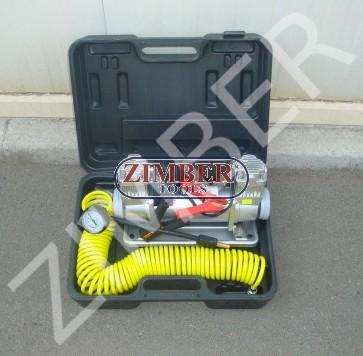 Компресор за гуми - 2 цилиндра