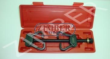 Presa manuala arcuri 300mm - ZR-36CSC - ZIMBER - TOOLS