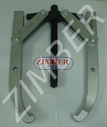 Presa Rulment cu 2 Ghiare -17 T. -ZIMBER