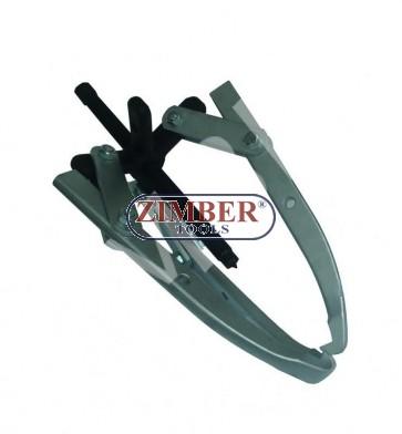 Presa Rulment cu 2/3 Ghiare 13t - Long - ZR-36PJT1323L - ZIMBER TOOLS