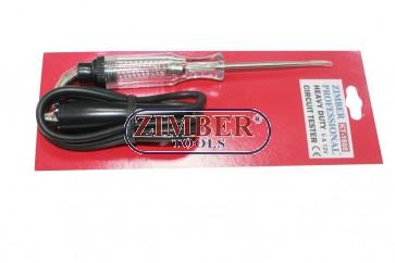 Pix profesional de control tensiune - 6-12V, ZL-1668 - ZIMBER-TOOLS.