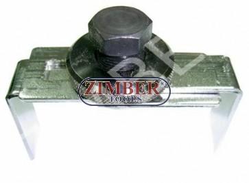 Cheie pompa combustibil 2 ghiare 110 mm la 170 mm - ZIMBER