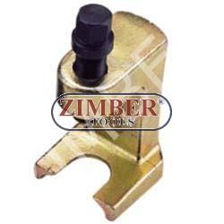 Presă rotulă 28mm -  ZIMBER