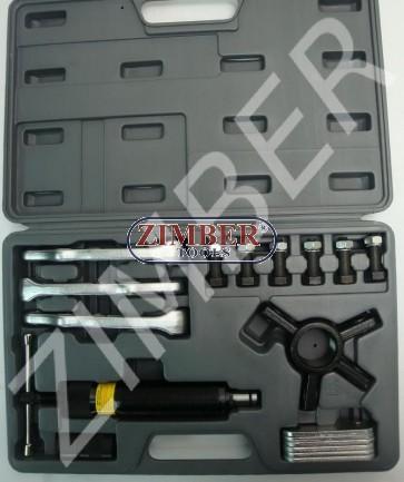 Extractor hidraulic de 10 tone -ZIMBER