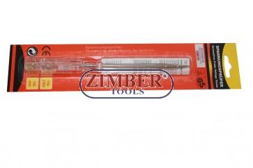 Creion de tensiune 110-250V ZIMBER.