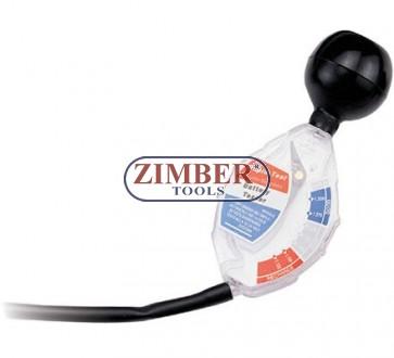 Tester acid de baterie - ZIMBER