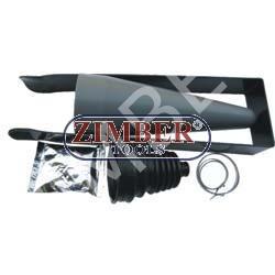 Dispozitiv conic pentru montat burdufe elastice, ZL-6694A - ZIMBER TOOLS.
