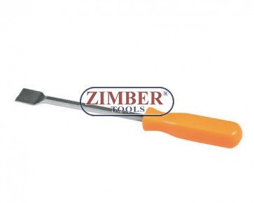 Racleta cu lama 280-mm pentru curatat garnituri ZL - 6860 - ZIMBER - TOOLS