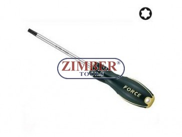 Şurubelniţă  torx- T30 x 230mm - FORCE.