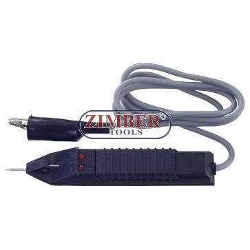 Creion verificare polaritate 3-48V, ZR-38AT - ZIMBER TOOLS
