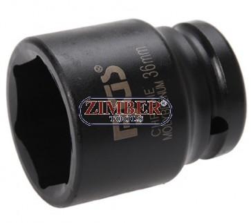 Tubulara - 36mm IMPACT 3/4 – BGS