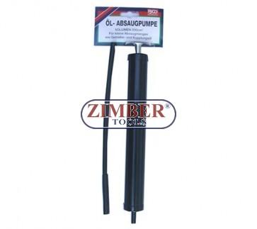Oil Suction Pump | volume 200 cm³ . 4065- BGS technic.