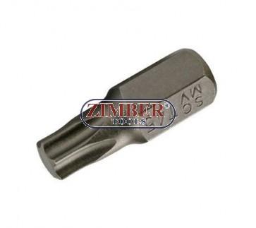 Imbus BIT  TORX -Т50х30-mm, ZR-15B1030T50 - ZIMBER-TOOLS