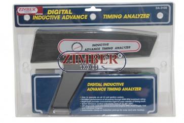 Pistol stroboscopic digital pentru motoare benzina, ZR-36DATL - ZIMBER-TOOLS.