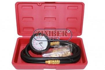 Trusa verificare presiune ulei, ZR-36EOPT01 - ZIMBER
