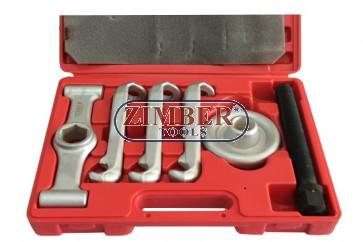 Extractor pentru tamburi si butuci, ZR-36UHP - ZIMBER TOOLS