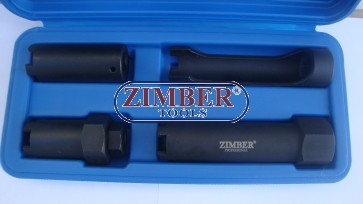 Extractor Injector MAN-Mercedes-Neoplan-Scania-Iveco - 4buc-bgs, ZR-36ISS04 - ZIMBER TOOLS