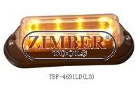Rampa luminoasa LED - 12V