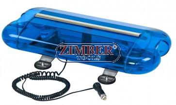 Rampa luminoasa - Girofar Magnetic 12V - 60-cm - ZTBG-110-2(Z)B