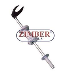 Extractor cu ciocan culisant  pentru cap de planetara, ZR-36ICVJP - ZIMBER-TOOLS