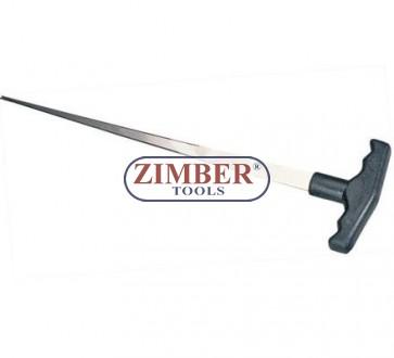 Sulă de străpungerea cordonului de poliuretan  cu sârma de tăiere, ZR-36WTHWST- ZIMBER-TOOLS.