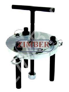 Dispozitiv pentru bucsele de sus pt. suspensie aer Mercedes W220 - ZR-36SAST - ZIMBER- TOOLS