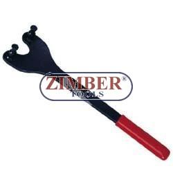 Cleste pentru prindere fulie ax cu came Toyota and Nissan - ZIMBER