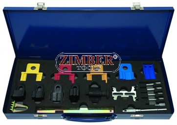 Set fixare volanta si ax cu came  Ford, Honda, Land Rover, Rover, VW, Renault, Citroen, Peugeot, Fiat and Vauxhall/Opel.- ZIMBER