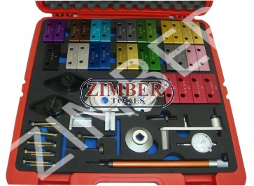 Set fixare distributie Alfa Romeo, Fiat, Lancia, ZL-7230 -  ZIMBER
