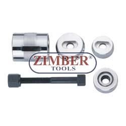 Dispozitiv de extragere şi montare bucşi braţ inferior W124, 201.- MERCEDES - ZIMBER