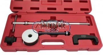 Trusă pentru extras injectoare Mercedes-Benz CDi 611, 612 613, 5buc - ZIMBER-TOOLS
