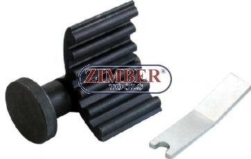 Blocaj pentru ax cu came motoare VW 1.2, 1.4, 1.9 - ZIMBER TOOLS- ZR-36ETTS5902