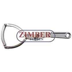 Cheie filtru ulei 60-75мм - ZIMBER