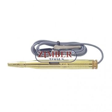 Lampa control continuitate 6-24V, ZR-38CLT - ZIMBER-TOOLS