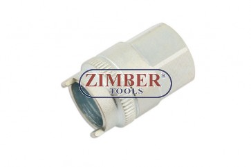 Cheie cu cep pentru șuruburile amortizorulu MERCEDES W220-ZR-36BSNS01- ZIMBER-TOOLS