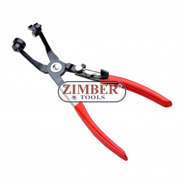 Cleste colier 45° L-220.mm, ZR-36CPAFBH - ZIMBER TOOLS.
