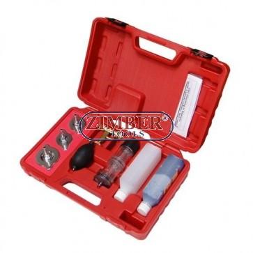 Tester garnitura de chiuloasa, ZR-36CLTRTC03 - ZIMBER- TOOLS