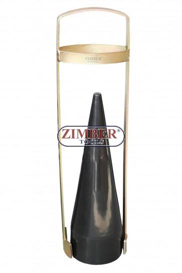 Dispozitiv conic pentru montat burdufe planetara, ZR-36CVBIS - ZIMBER TOOLS.