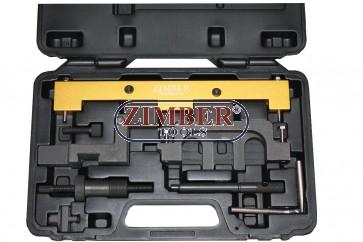Set fixare distributie BMW  N42, N46, N46T, ZR-36ETTSB02 - ZIMBER-TOOLS