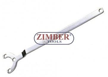 Cheie pentru demontarea ventilator (Mercedes -Benz- M112, M113, M119 )  - ZR-36FCH01- ZIMBER TOOLS