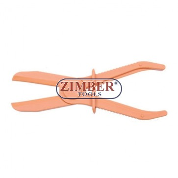 Clesti de stringere pentru furtun din cuciuc - 155m - ZIMBER TOOLS