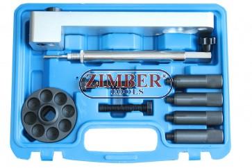Set fixare distributie Maserat 3.8T V8 - ZT-04A2384 - SMANN TOOLS.