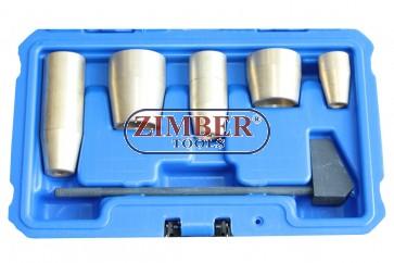 Set dispozitive pentru montat Inele O-ring la pompa de injectie VAG - ZT-04A3109- SMANN TOOLS.