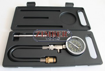 COMPRESIOMETRU BENZINA , ZR-36CTK05  - ZIMBER TOOLS