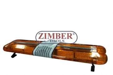 Rampa luminoasa LED - rampa girofar LED - 12V