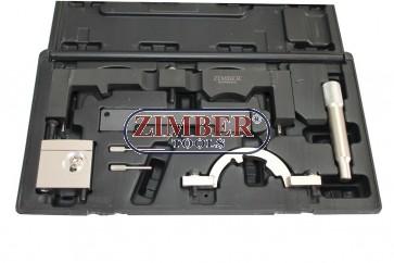 Trusa de fixare distributie Opel/Vauxhall - 1.0/1.2/1.4 - ZR-36ETTS206 - ZIMBER - TOOLS